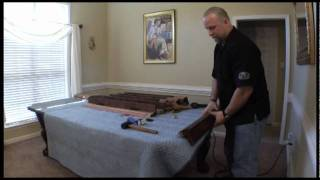 Legacy Pool Table Assembly Part 3