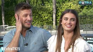 Taylor Hill & BF Michael Stephen Shank Take Our Couples Quiz