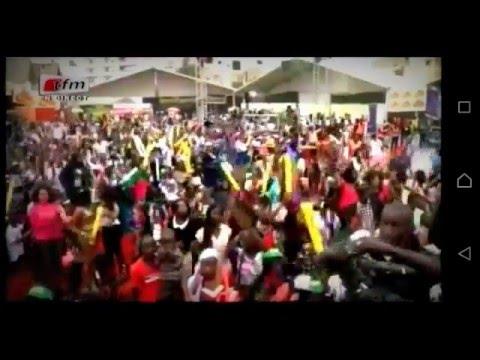 BAI BABU FROM GAMBIA LIVE SENEGAL 2015