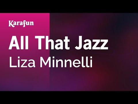 Karaoke All That Jazz - Liza Minnelli *