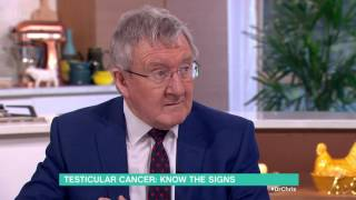 Testicular Cancer: Know The Signs | This Morning