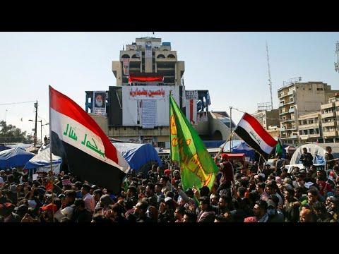 Irak : heurts entre manifestants et partisans du leader chiite Moqtada al-Sadr