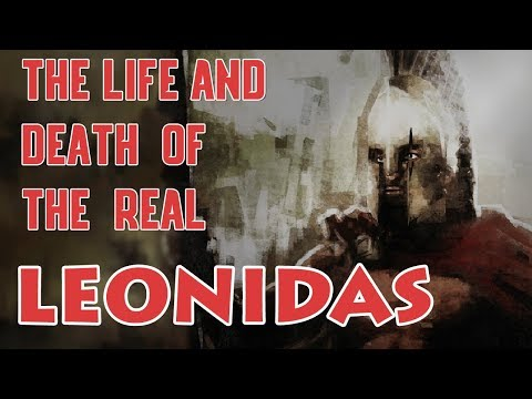 BATTLE OF THERMOPYLAE: THE LIFE AND DEATH OF KING LEONIDAS