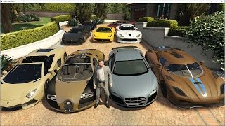 All These Cars Are Downloaded From: https://www.gta5-mods.com Cars:...