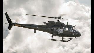 Dansk helikopter til Frontex