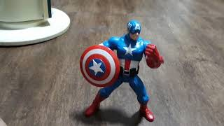 Captain America and ROBLOX 1