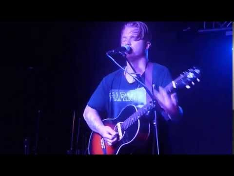 "Aaron Gillespie ""Say This Sooner"" Acoustic LIVE at The Boardwalk in Orangevale, CA 7/1/15"