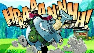 IL EST DE RETOUR! | Tembo The Badass Elephant FR #2