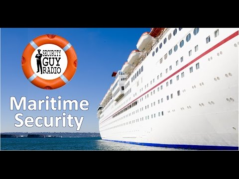 """[037] Maritime Security Compliance & Enforcement"""" with John Walters"""