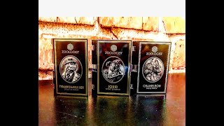 We bought a zoo!!!!!! Not really, but here are the most recent releases from Zoologist Perfumes.