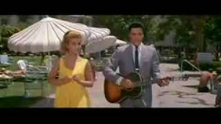 Elvis Presley and Ann Margaret - The Lady loves me.