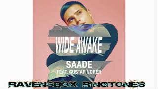 Eric Saade feat. Gustaf Noren, Filatov & Karas - Wide Awake (Red Mix) - ringtone by RavensBox