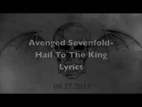 Avenged SevenfoldHail to the King Lyrics