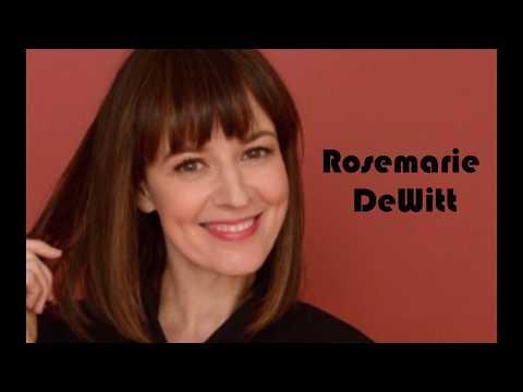 Rosemarie DeWitt family