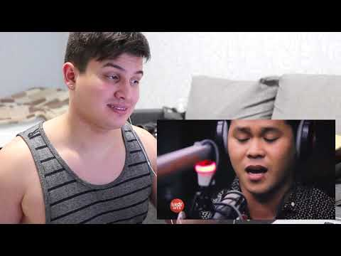 VOCAL COACH Reaction MARCELITO POMOY Singing The Prayer