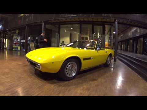 Classic Remise Berlin Classic Car Garage