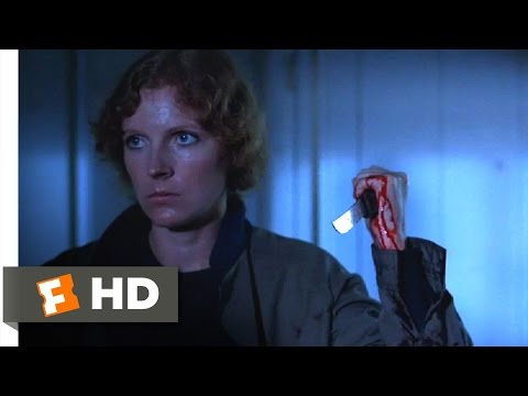 Still of the Night (11/12) Movie CLIP - The Murderess Reveals Herself (1982) HD