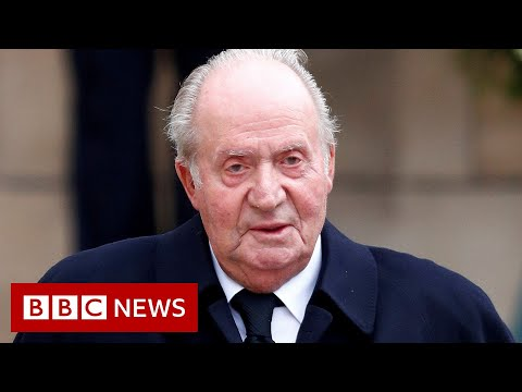 Spain puzzles over ex-King Juan Carlos's whereabouts – BBC News