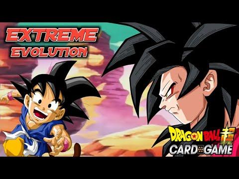 Gt Kid Goku Mono Red Deck Profile Dragon Ball Super Card