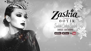 Gambar cover Zaskia Gotik - Sudah Cukup Sudah (Official Video Lyrics) #lirik