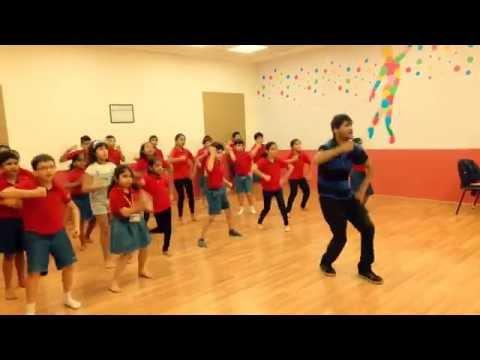 Give me some sunshine dance -Swapnil chawan
