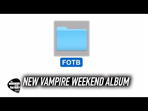 New Vampire Weekend Album Mp3