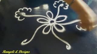 Video Easy rangoli design - Latest muggulu designs - Rangoli art  | Rangoli and designs | download MP3, 3GP, MP4, WEBM, AVI, FLV Juli 2018
