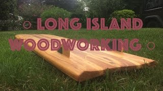 How to Make an Alaia Surfboard - Wooden Surfboard Build - 29