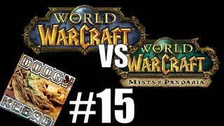 Vanilla vs Pandaria: The Dark Portal in Blasted Land - World of Warcraft