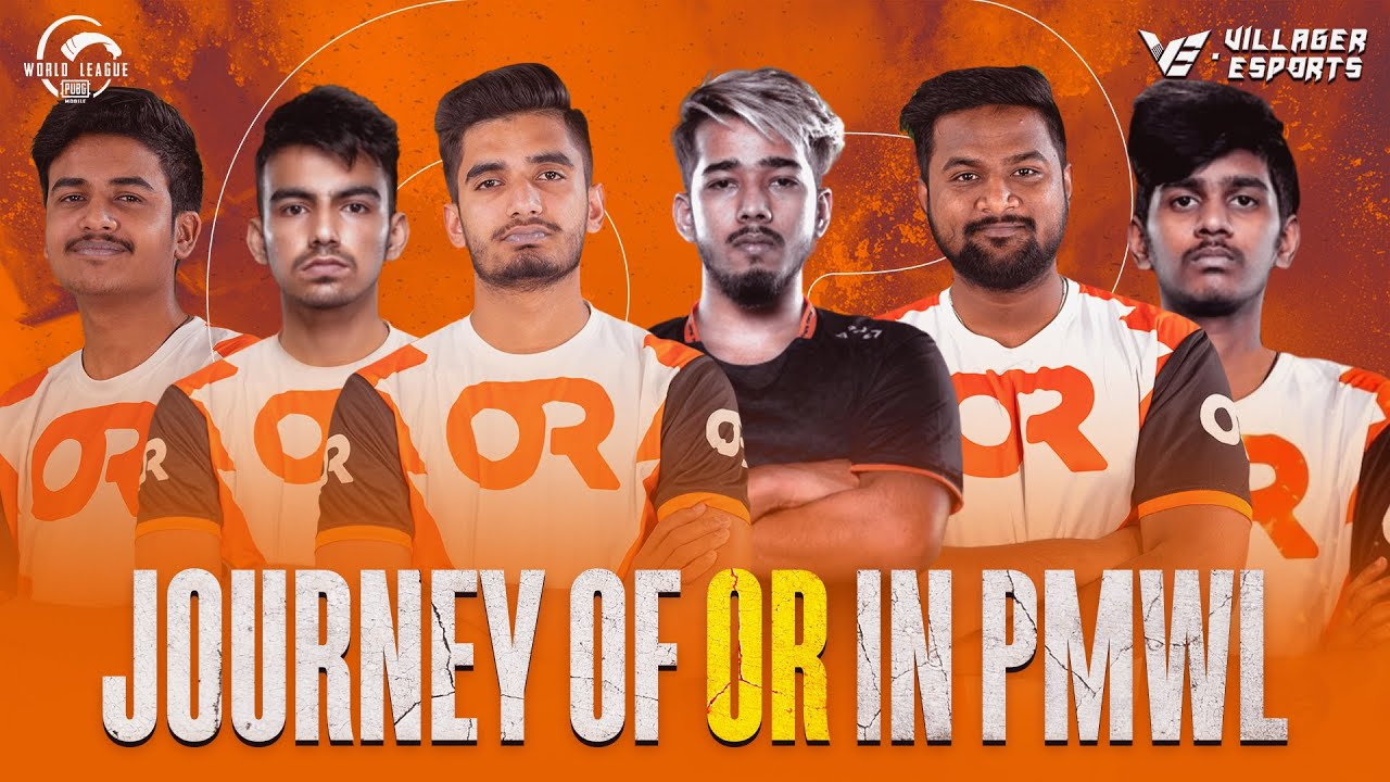 Why we love @Orange Rock Esports ! #indiapride 🇮🇳