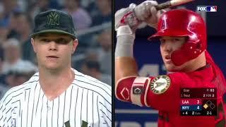 Los Angeles Angel vs New York Yankees Full Highlights Game - 5/26/18