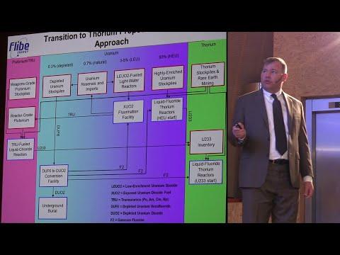 Kirk Sorensen of Flibe Energy, LFTR: Liquid Fluoride Thorium Reactors - TR2016c 6h11m45s00f