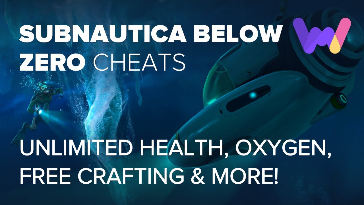 Subnautica Below Zero Cheats Give You Access To Infinite Health