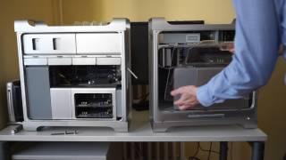 2017 PCIe NVMe in 2005 Apple PowerPC G5?