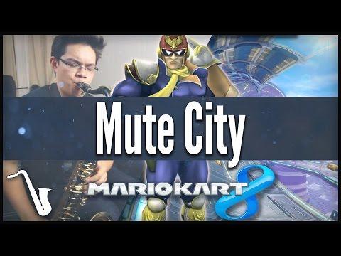 Mario Kart 8 / F-Zero: Mute City - Jazz Cover || insaneintherainmusic