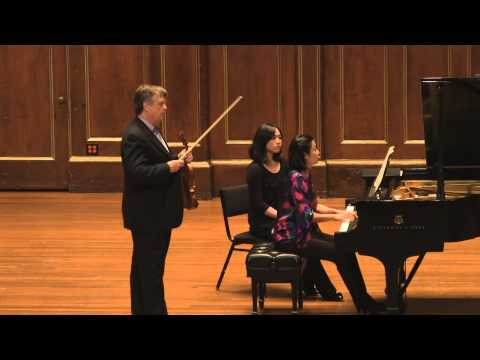 James Buswell plays Chausson Peom Op.25