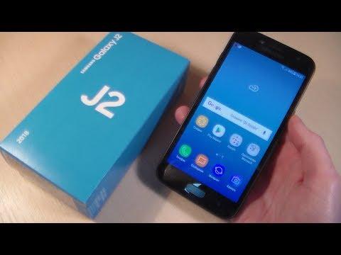 Обзор Samsung Galaxy J2 2018 (J250F)