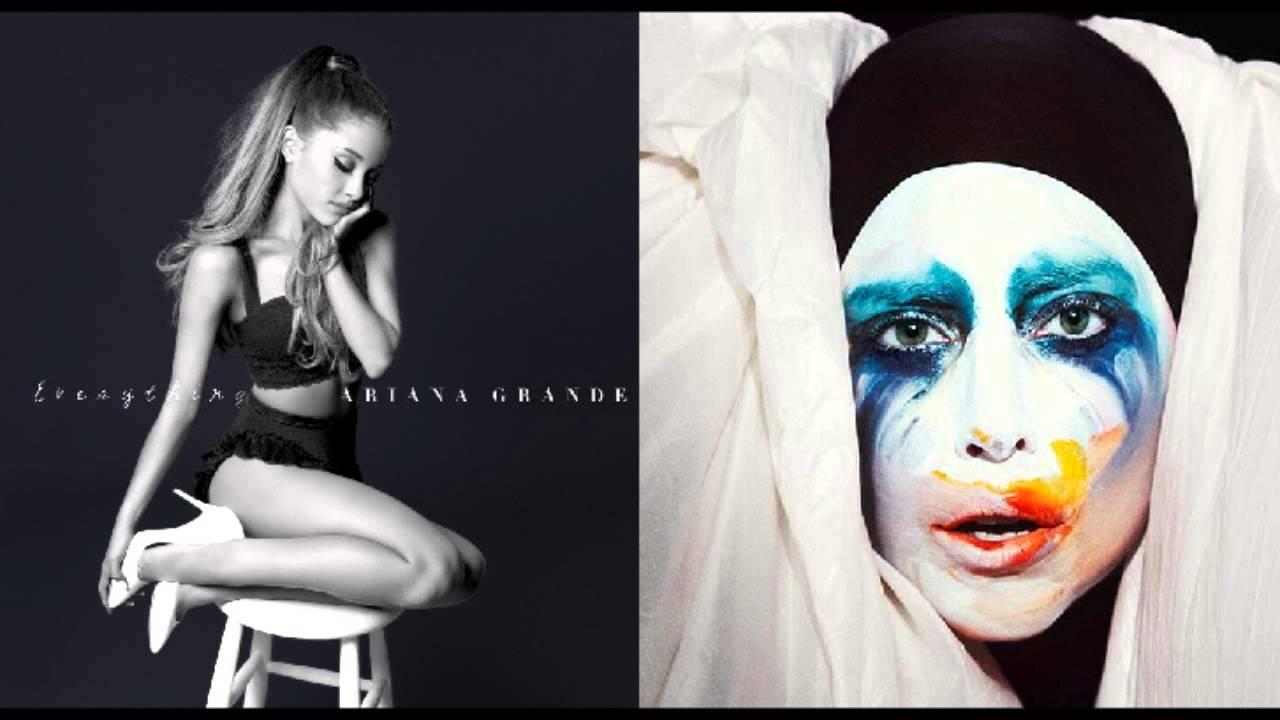 Break Free Vs Applause Ariana Grande Vs Lady Gaga Concept Mashup