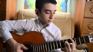 Егор Крид - Самая, самая (guitar cover)