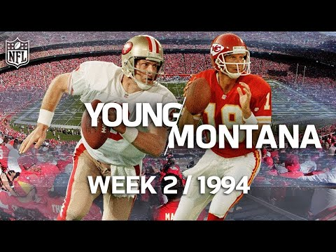 With the 49ers and Chiefs playing in the SB, let's flashback to 25 years ago when it was Steve Young vs. Joe Montana