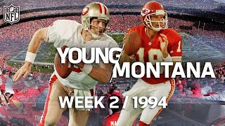 Joe Montana vs. Steve Young | 49ers Legends Face Off in Grudge Match