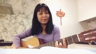 That wonderful sound guitar cover by Eimee Velarde