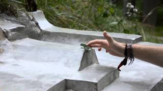 Finga fingerboards outdoor spot 2012