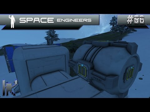 Let's Play Space Engineers - Episode 6: Alternate Hydrogen Fix & Interior Turret Glitch