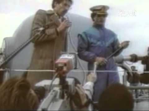 اغنية زنقة زنقة للعقيد معمر القذافي تجد رواجا عالميا