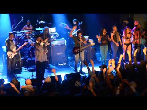 George Clinton & Parliament Funkadelic at the Lafayette Theater part 3