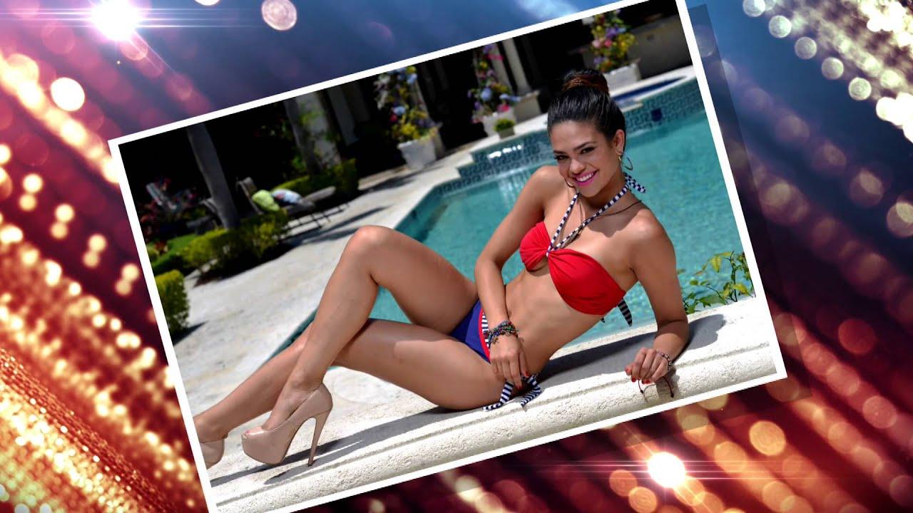 Alina Robert Bikini Photoshoot en NBL - YouTube