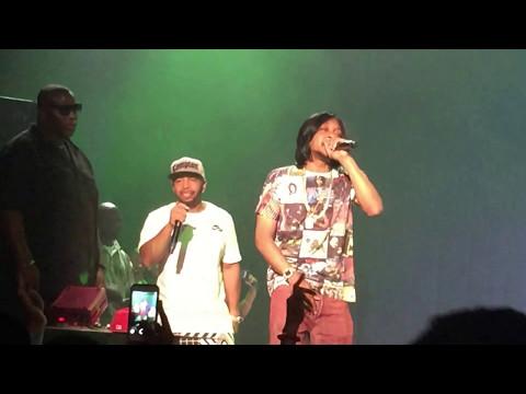 "DJ Quik ""Born & Raised in Compton"" Live (The Novo, 3.26.16)"