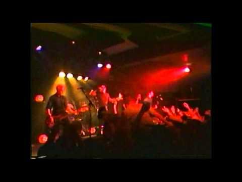 AFI live in Santa Cruz, CA @ Palookaville 2001