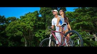 видео XII.Свадебная фотосессия на велосипеде